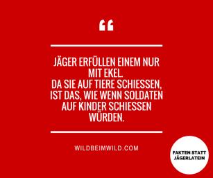 Jagd Jäger Ekel