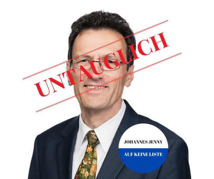 Johannes Jenny FDP