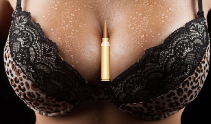 Jagd und sexuelle Frustration